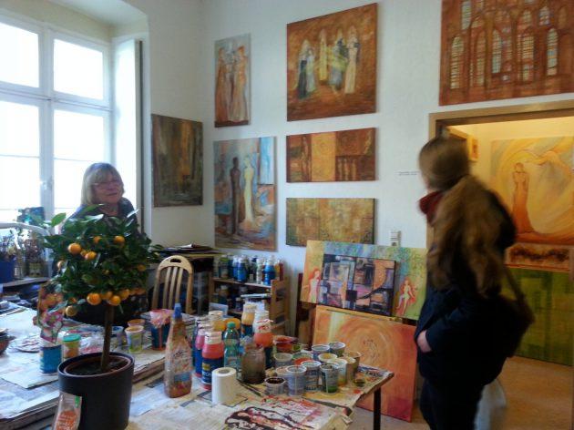 Atelier Karin Voelsch in Malchow